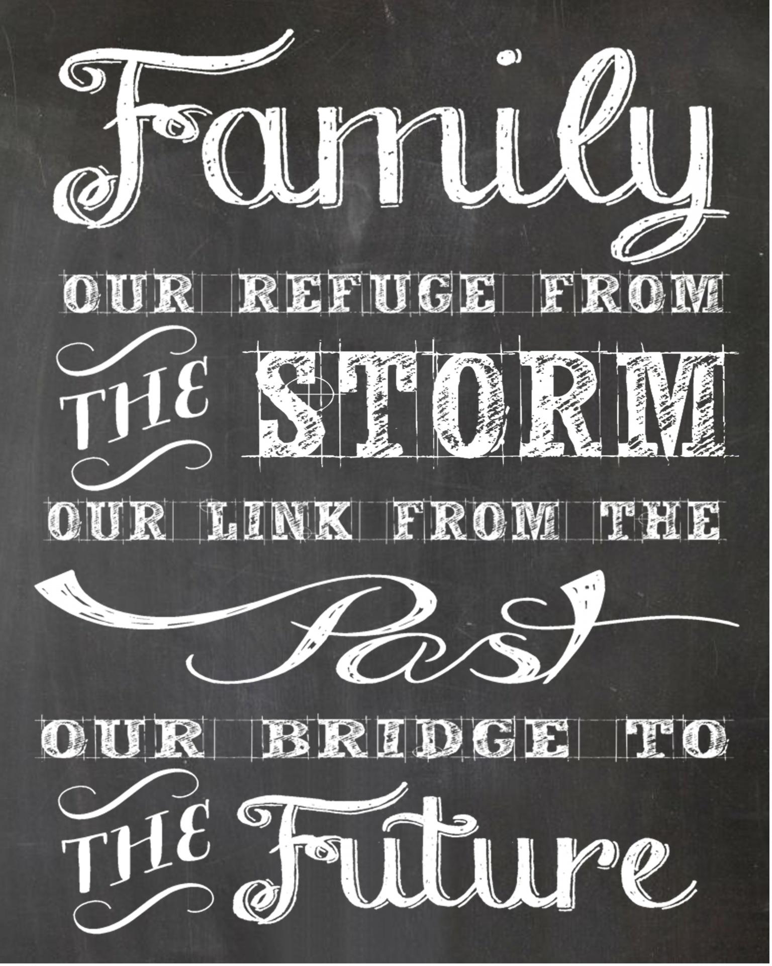 family-quote-wall-art-design-decor